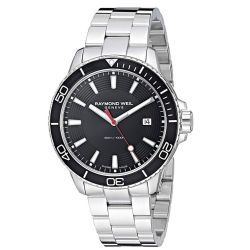 Raymond-Weil-8260-ST1-20001-Mens-Tango-Black-Quartz-Watch