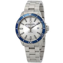 Raymond-Weil-8260-ST9-65001-Mens-Tango-Silver-Quartz-Watch