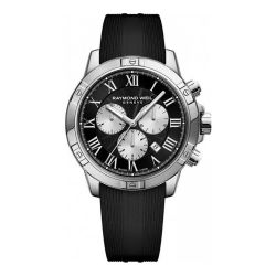 Raymond-Weil--8560-SR-00206-Mens-Tango-Black-Quartz-Watch