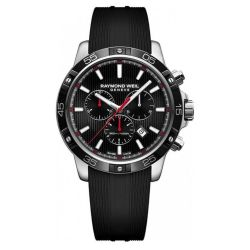 Raymond-Weil--8560-SR1-20001-Mens-Tango-Black-Quartz-Watch