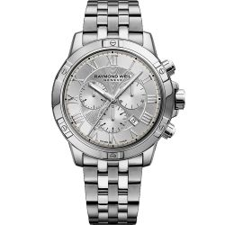 Raymond-Weil--8560-ST-00658-Mens-Tango-Silver-Quartz-Watch