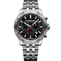 Raymond-Weil--8560-ST2-20001-Mens-Tango-Black-Quartz-Watch