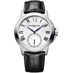 Raymond-Weil-9578-STC-00300-Mens-Tradition-White--Quartz-Watch