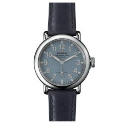 Shinola-S0110000243-Womens-Runwell-Silver-Tone-Quartz-Watch