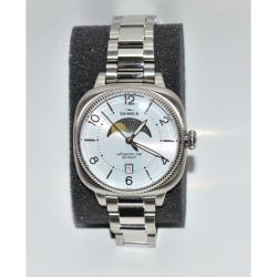 Shinola-S0110000331-Womens-Gomelsky-Silver-Quartz-Watch
