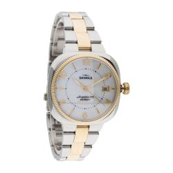 Shinola-S0120001103-Womens-Gomelsky-Two-Tone-Quartz-Watch