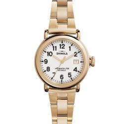 Shinola-S0120001105-Womens-Runwell-Gold-Tone-Quartz-Watch