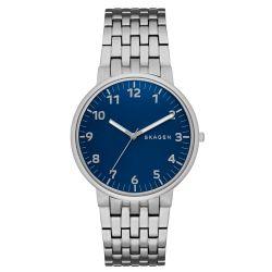 Skagen-SKW6201-Mens-Stainless-Steel-Blue-Quartz-Watch