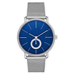 Skagen-SKW6230-Mens-Stainless-Steel-Blue-Quartz-Watch