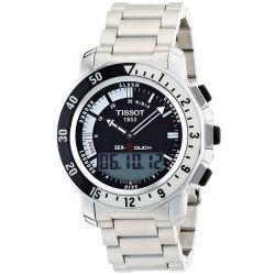 Tissot-T026.420.11.051.00-Mens-Sea--Touch-Silver-Quartz-Watch