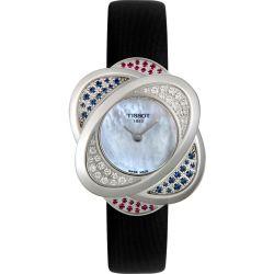 Tissot-T03.1.325.80-Womens-T-Trend-mother-of-pearl-Quartz-Watch