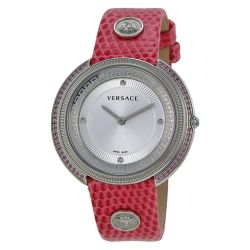 VERSACE-VA707-0013-Womens-Stainless-Steel-White-Quartz-Watch