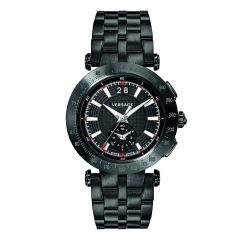 Versace-VAH040016-Mens-V-RACE-Black-Quartz-Watch