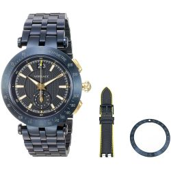 Versace-VAH050016-Mens-V-RACE-Blue-Quartz-Watch