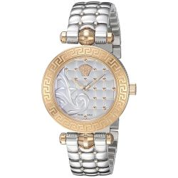 Versace-VQM110016-Womens-MICRO-VANITAS-Two-Tone-Quartz-Watch