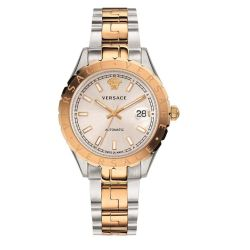 Versace-VZI040017-Womens-HELLENYIUM--Two-Tone-Automatic-Watch
