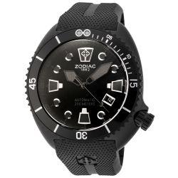 Zodiac-ZO8015-Mens-Stainless-Steel-Black-Quartz-Watch